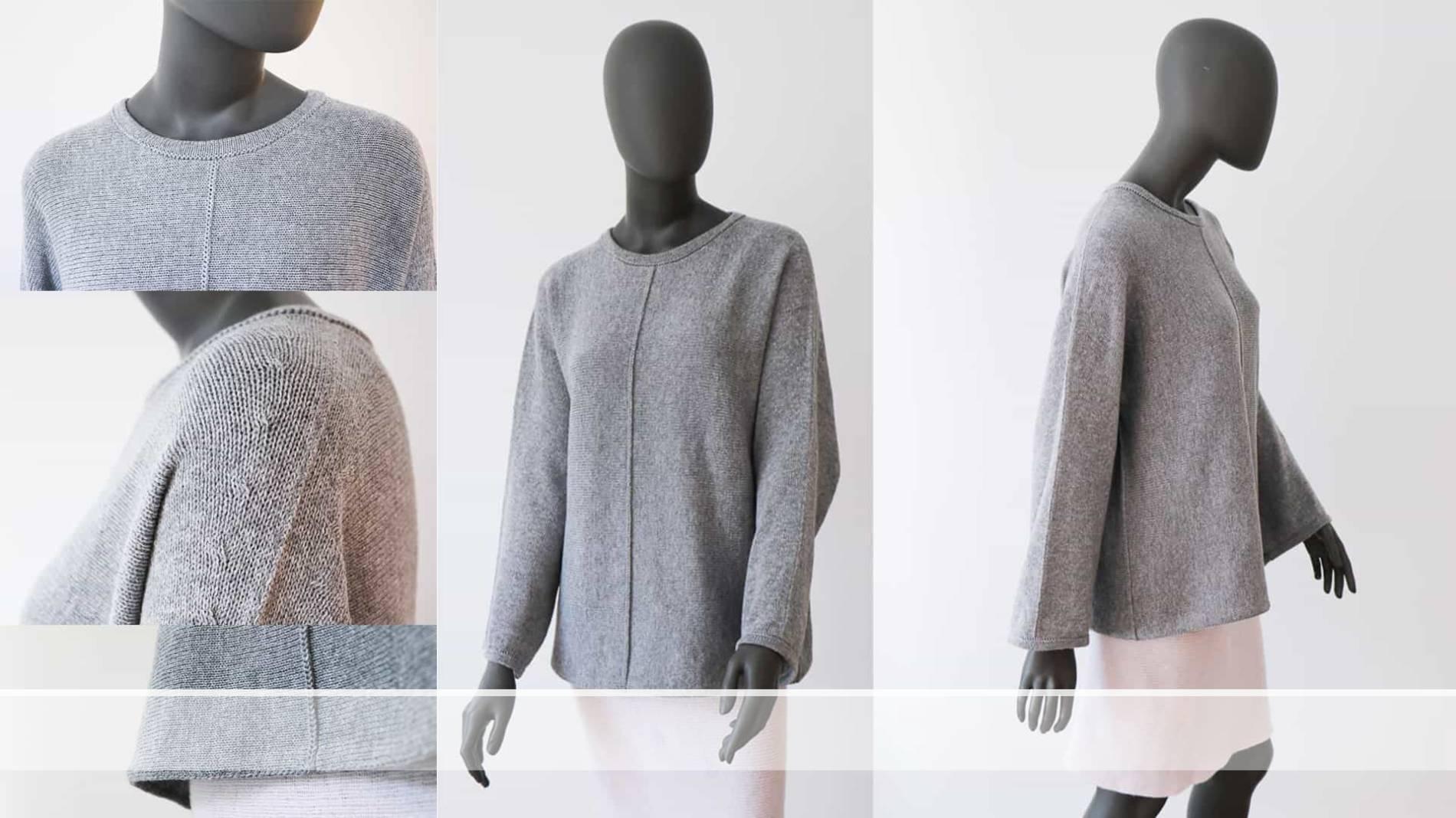 Vorschau Pullover PureKnit 1
