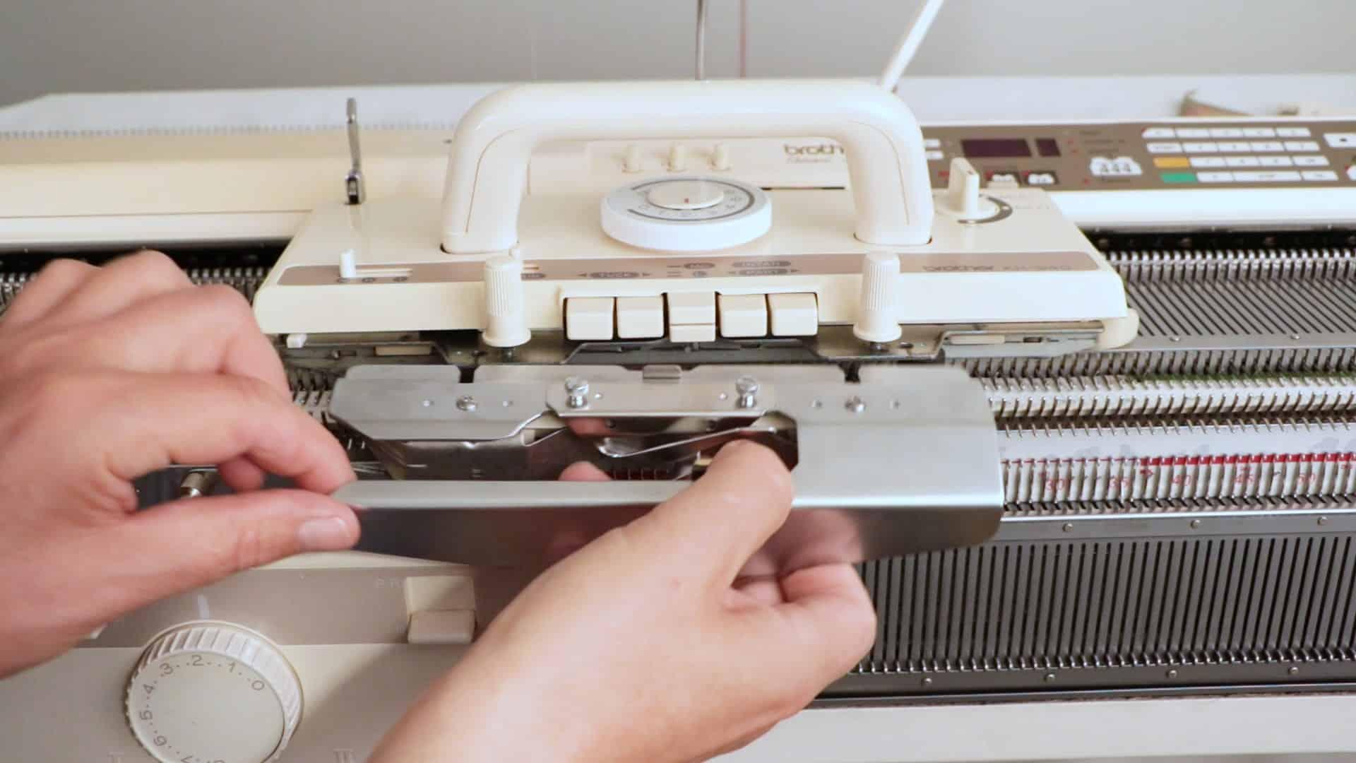 Vorschau Anbringen DB-Abstreifer